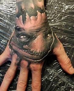 Tattoos by Tommy Lee Wedner