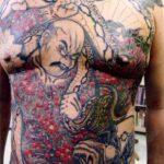 Oriental Style Tattoos